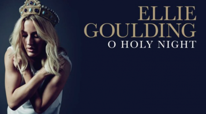 "Buon Natale da Ellie Goulding: ecco ""O Holy Night"""