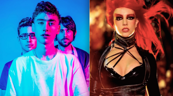 "Gli Years & Years cantano ""Toxic"" al Jingle Bell Ball"