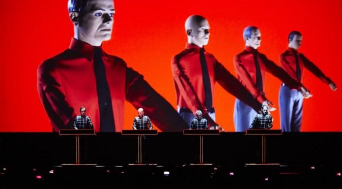 I Kraftwerk all'Arena di Verona il 25 luglio