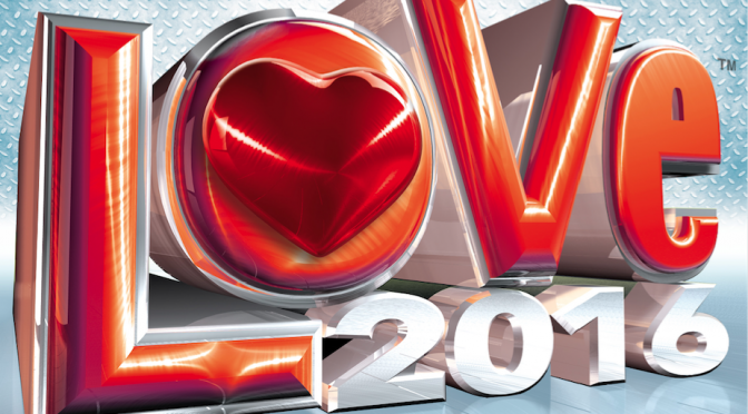 "Uscita ""Love 2016"": 30 brani italiani d'amore"