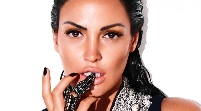 Bleona: «Voglio duettare con un artista italiano»