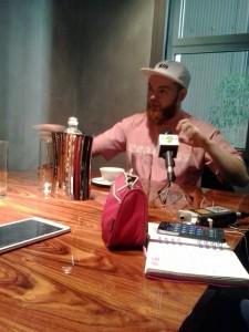 Jack Garratt intervista Milano
