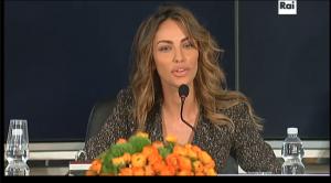 Madalina Ghenea conferenza stampa