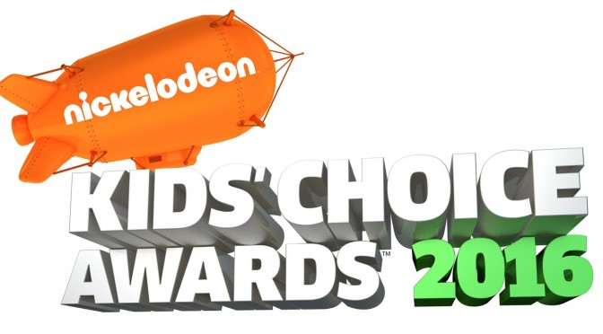 Nickelodeon Kids' Choice Awards nomination