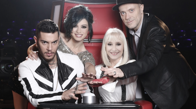 The Voice 4: parlano i coach
