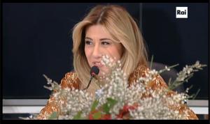 Virginia Raffaele Sanremo 2016