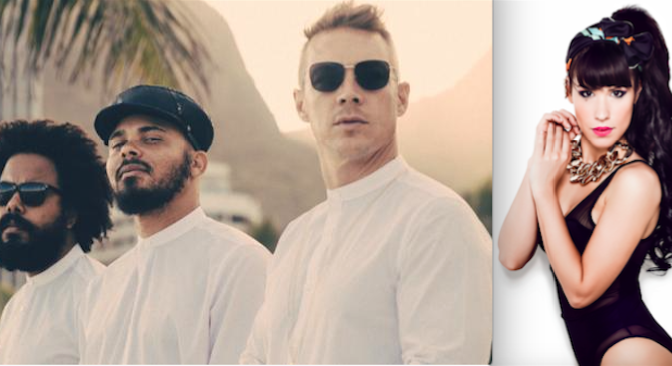 "Major Lazer e Baby K insieme per ""Light It Up – Ora che non c'è nessuno"""
