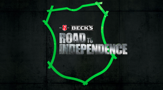 Beck's Road To Independence 2016
