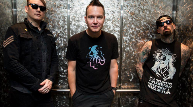 "Tornano i Blink-182: ascolta ""Bored To Death"""