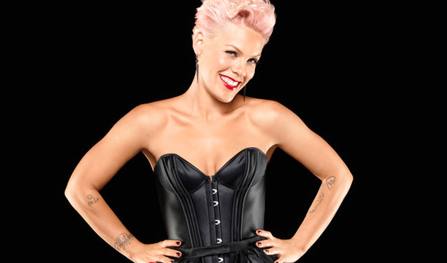 "P!nk torna in radio dal 22 aprile con ""Just Like Fire"""