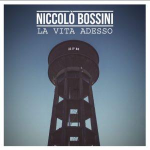 Niccolò Bossini nuovo singolo