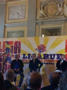 Ligabue conferenza stampa