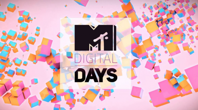 Gli MTV Digital Days 2016 tornano a Venaria Reale