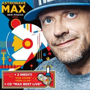 Max Pezzali nuovo album