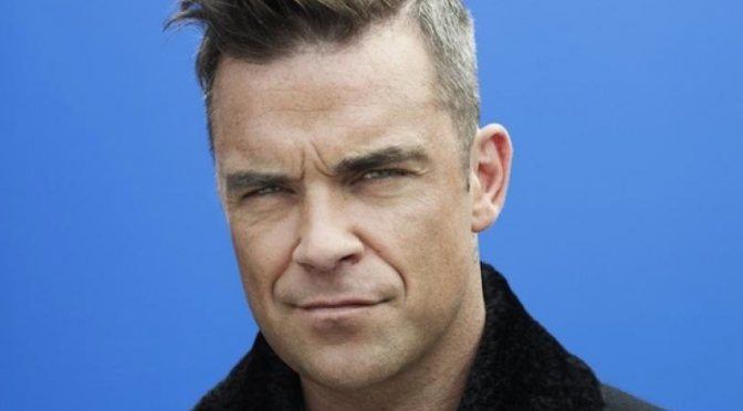 Robbie Williams: nuovo album con Sony a fine anno