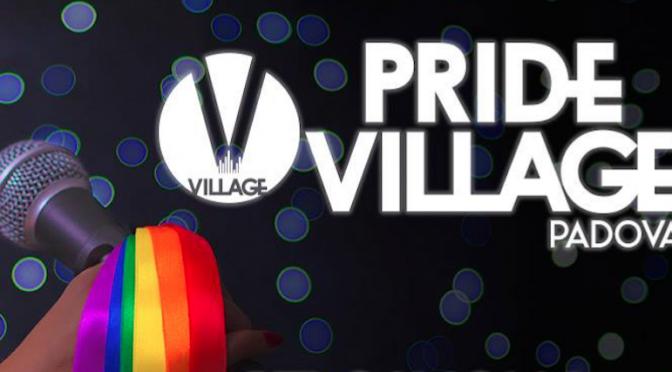 Padova Pride Village cast