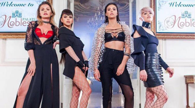 Arrivano le G Girls, girl band con Inna e Alexandra Stan