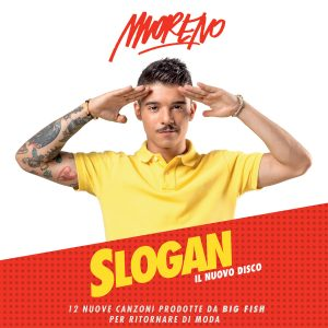 Moreno nuovo album