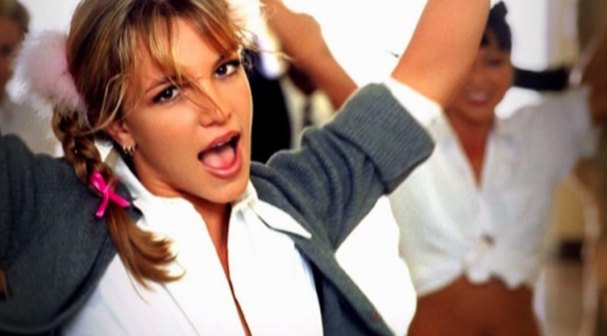 Britney Spears video Baby One More Time