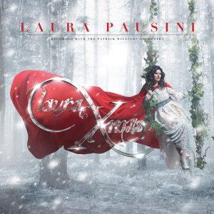 Laura Xmas cover