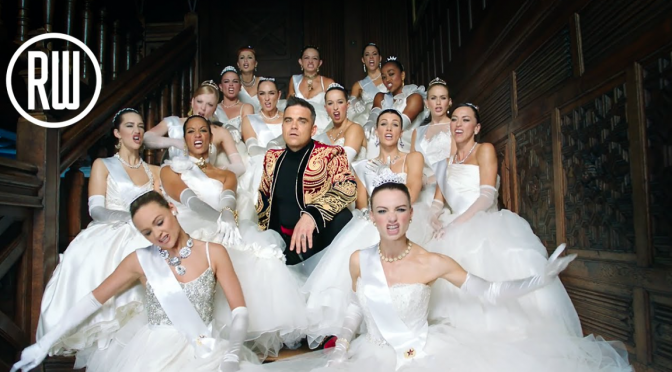 "Robbie Williams: uscito il video ""Party Like A Russian"""