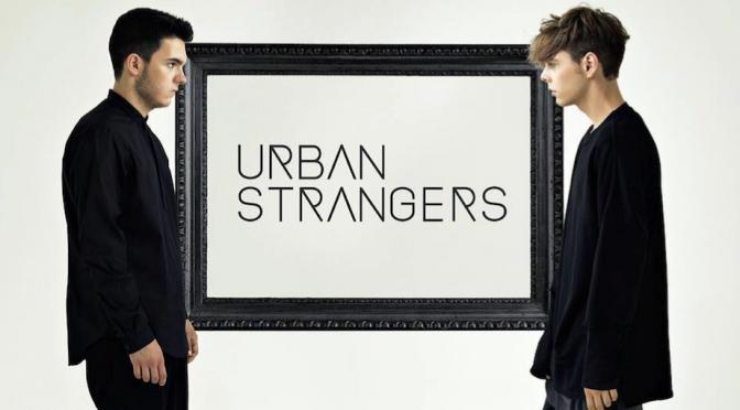 """Urban Strangers: ascolta il singolo """"Bones"""""""