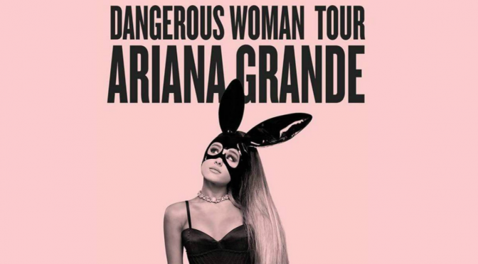 "Ariana Grande in Italia con il ""Dangerous Woman Tour"""