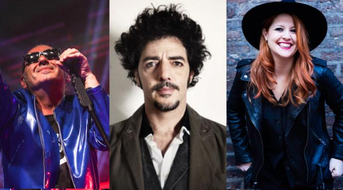 In radio i nuovi singoli di Carboni, Gazzè e Noemi