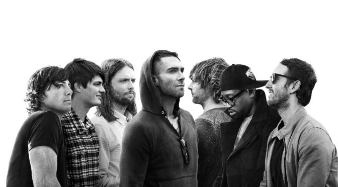 Maroon 5, 'What Lovers Do' in radio dal 15 settembre