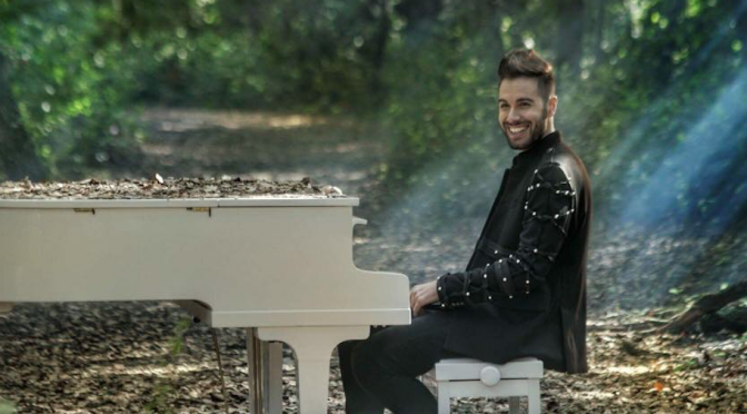 Antonio Maggio torna con 'Amore pop' (Video)