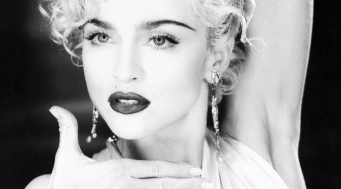 Madonna Strike a Pose