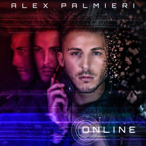 Alex Palmieri, cover del singolo 'Online'