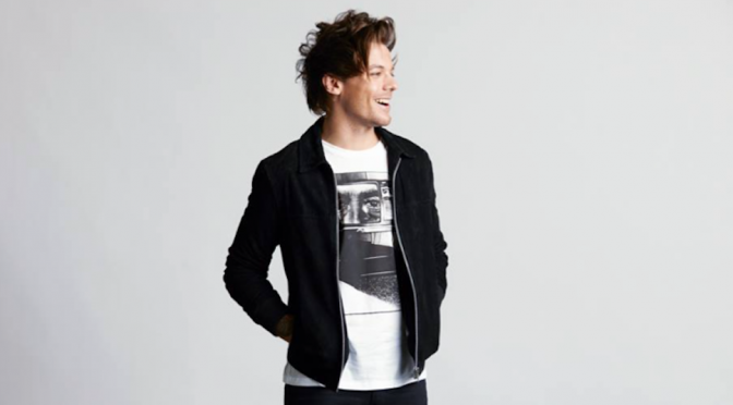 'Just Hold On', debutto solista per Louis Tomlinson (One Direction)