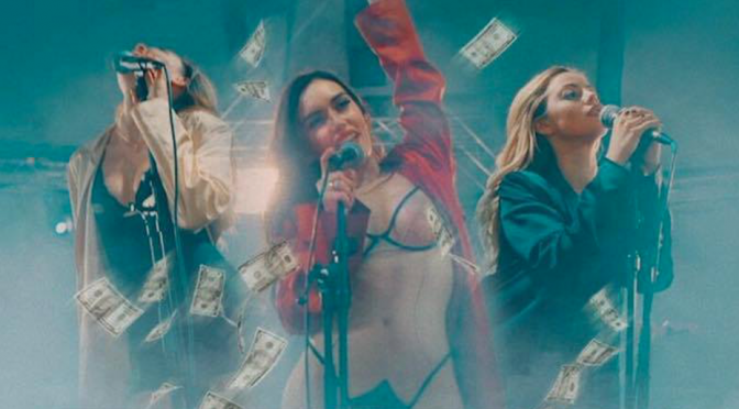 'My Money': le Serebro tornano con Donald Trump