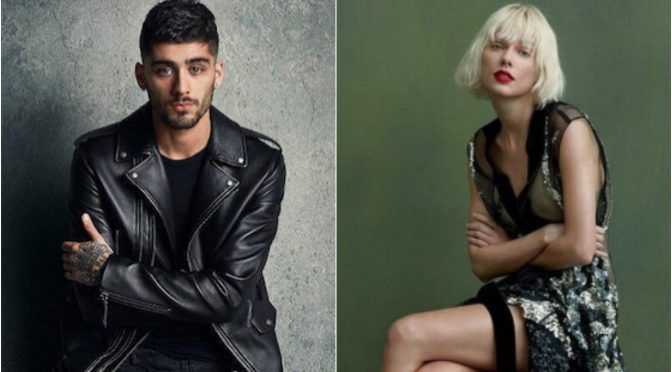Zayn e Taylor Swift cantano per Fifty Shades Darker