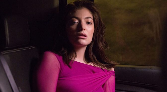 Lorde è tornata con 'Green Light' (VIDEO)