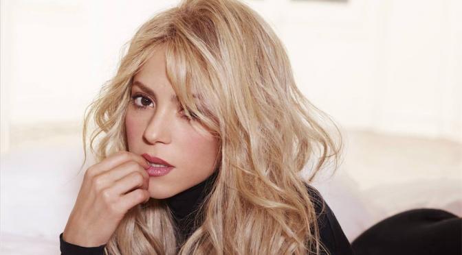 Shakira, il ritorno allo spagnolo con 'El Dorado'