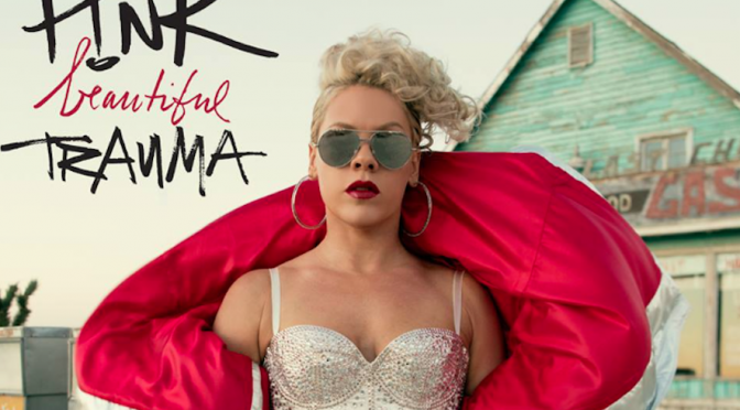 P!nk, 'What About Us' anticipa l'album 'Beautiful Trauma'