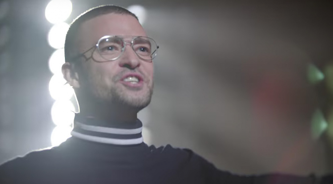 Justin Timberlake novello Steve Jobs per il video di 'Filthy'