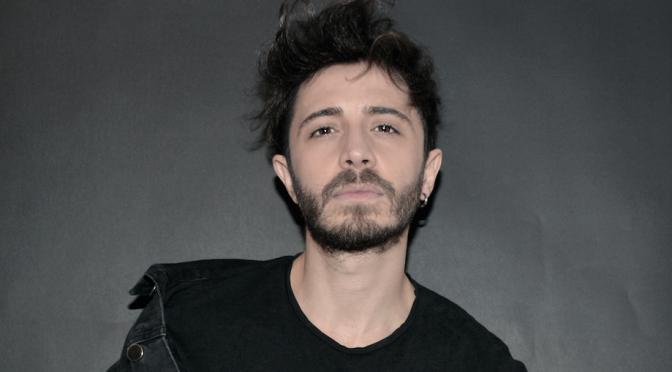 Osvaldo Supino per la prima volta in italiano con 'Amati'