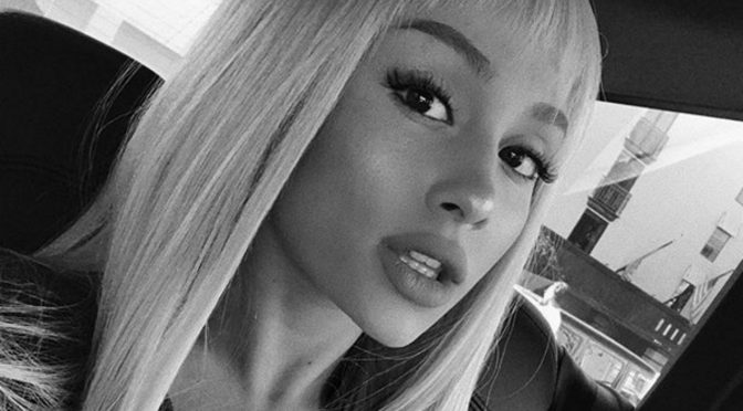 Ariana Grande is back: in arrivo 'No Tears Left to Cry'