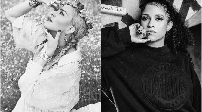 Madonna campiona Blaya per il nuovo album