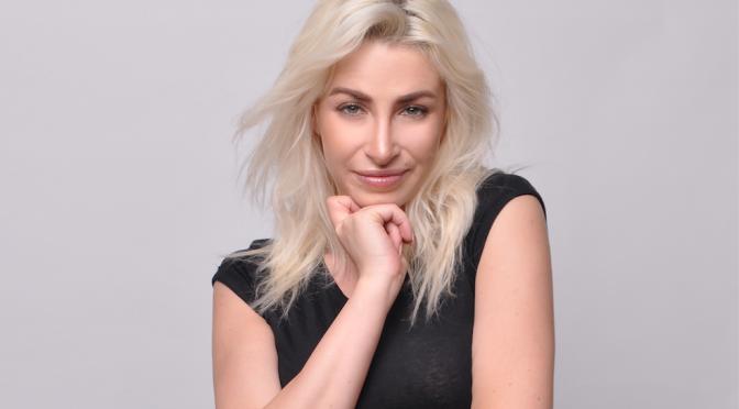 Romina Falconi: 'Raccontare le paure non è più di moda'