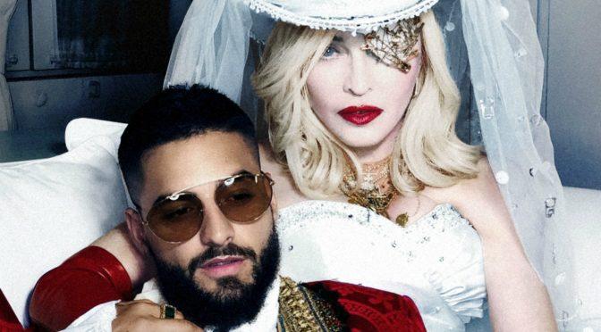 Madonna: cha cha cha e taranta salentina nel video di Medellín
