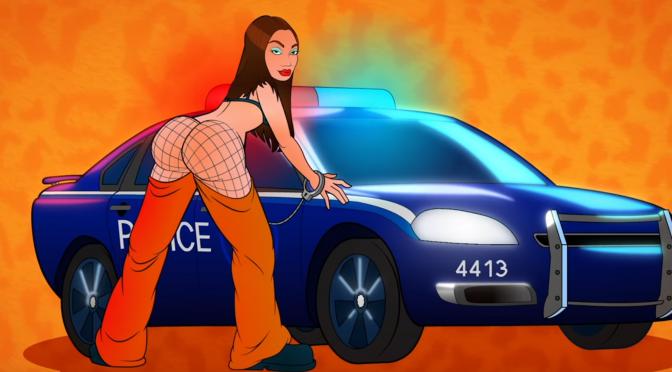 Elettra Lamborghini diventa un cartone animato e lancia il singolo 'Hola Kitty'