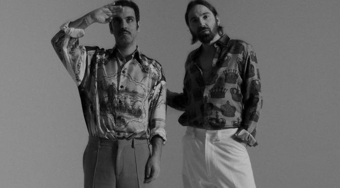 'Musica Leggerissima' di Colapesce Dimartino diventa un remix firmato Cerrone