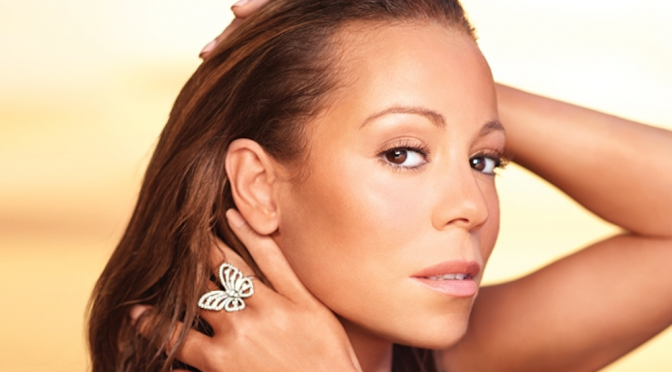 Mariah Carey svela la copertina dell'attesissimo album