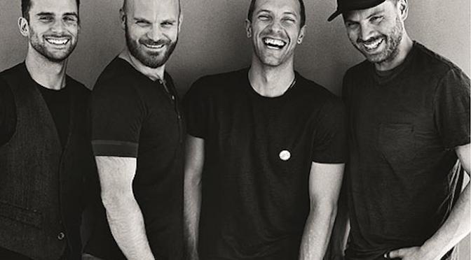 """I Coldplay subito al #1 con il nuovo album """"Ghost Stories"""""""