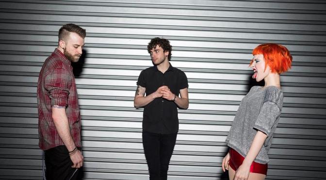 "Paramore: da oggi in radio ""Ain't It Fun"", già top10 in USA"