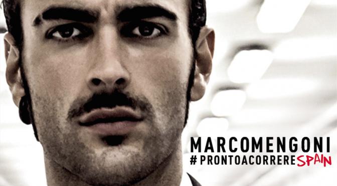 Per Marco Mengoni inizia la corsa in Spagna. Da oggi EP in pre-order per i fan italiani